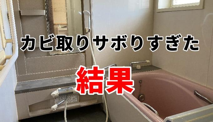 おそうじ本舗のお風呂掃除の口コミ